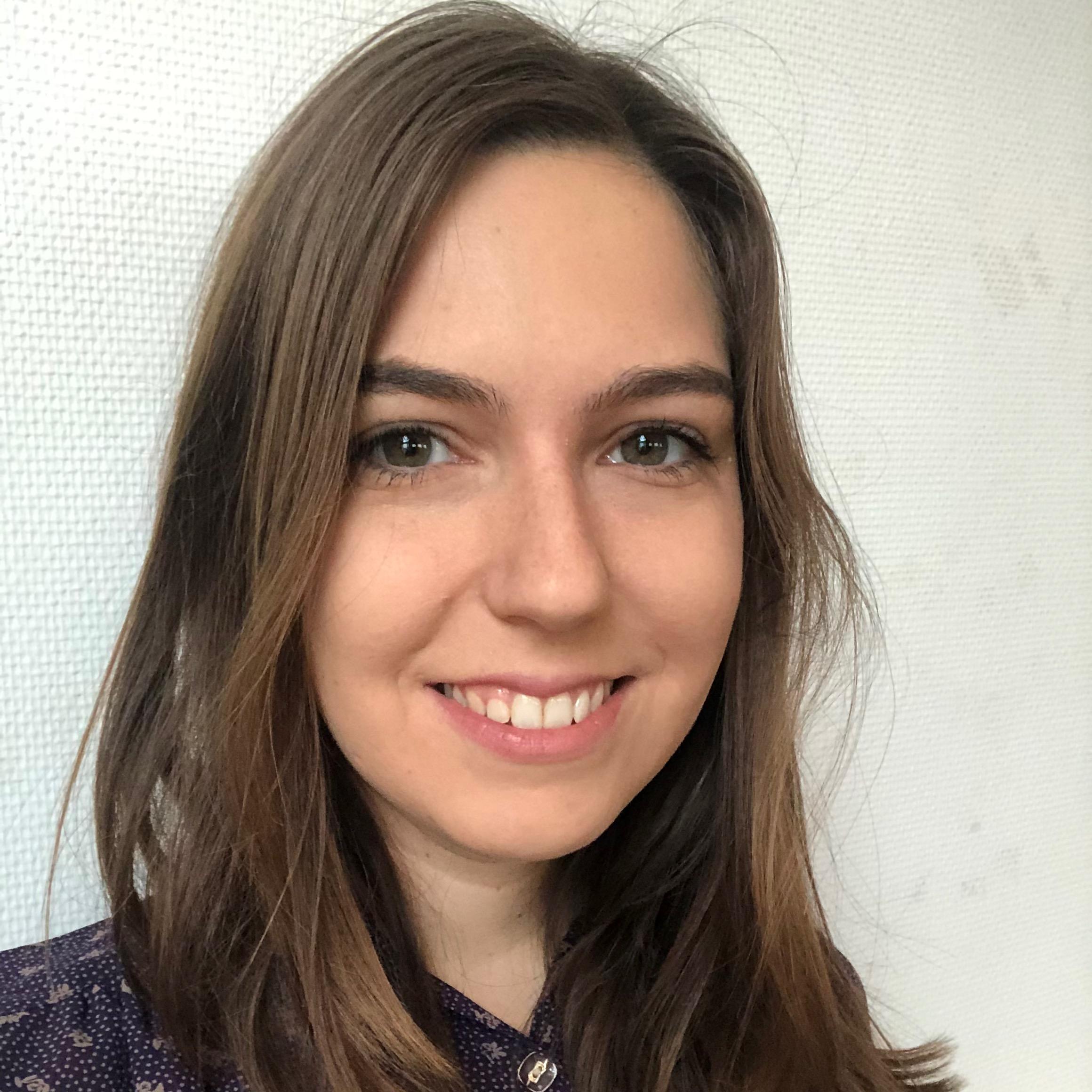 Camila Rosat Consiglio, Ph.D.